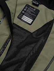 ISBJÖRN of Sweden - STORM Hardshell Jacket - shell jacket - moss - 8