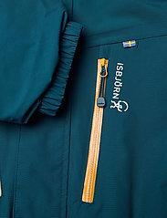 ISBJÖRN of Sweden - PENGUIN Snowsuit - snowsuit - petrol - 5