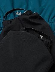 ISBJÖRN of Sweden - PENGUIN Snowsuit - snowsuit - petrol - 8
