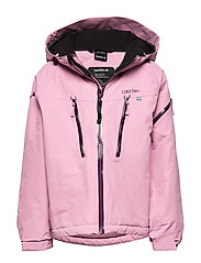 CARVING Winter Jacket - DUSTY PINK