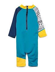 Isbj/örn of Sweden Sun Jumpsuit Kids
