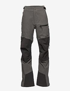TRAPPER Pant II Jr - shell & rain pants - graphite