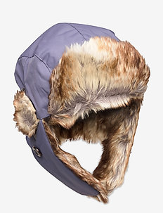 SQUIRREL Winter Cap - hoed - denim