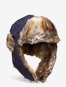 SQUIRREL Winter Cap - czapki - navy