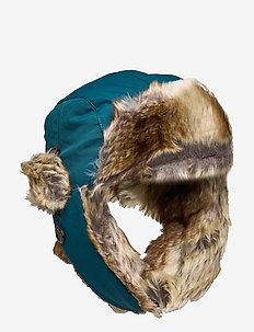 SQUIRREL Winter Cap - beanies - petrol