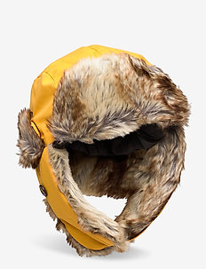 SQUIRREL Winter Cap - beanies - saffron