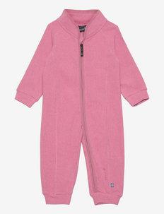 LYNX Jumpsuit - langärmelig - dusty pink