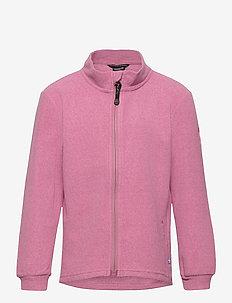 LYNX Jacket - fleecetøj - dustypink