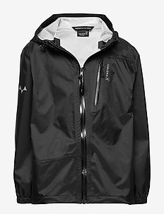 RAIN Jacket Jr Black 122/128 - jassen - black
