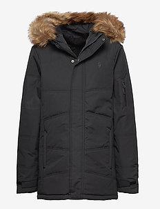 DOWNHILL Winter Jacket - vinterjakke - steel grey