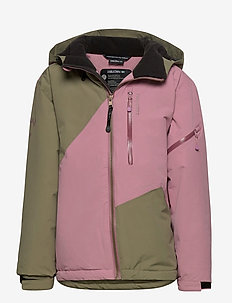 JIB Ski Jacket Dusty - DUSTY PINK