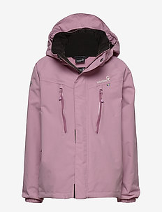 STORM Hardshell Jacket - shelljacke - dusty pink
