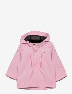 STORM Hardshell Jacket - shell- & regenjassen - frostpink
