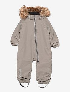 TODDLER Padded Jumpsuit - snowsuit - mole