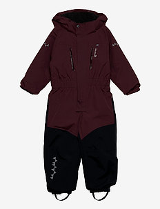 PENGUIN Snowsuit - vintertøj - bordeaux