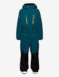 PENGUIN Snowsuit - snowsuit - petrol