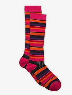 SNOWFOX Ski Sock - BLACK