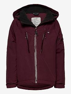 CARVING Winter Jacket - vinterjakke - bordeaux