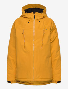 CARVING Winter Jacket - ski jassen - saffron