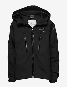 MONSUNE Hardshell Jacket - BLACK