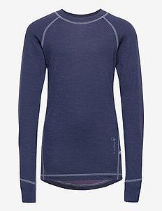 HUSKY Sweater - oberteile - denim