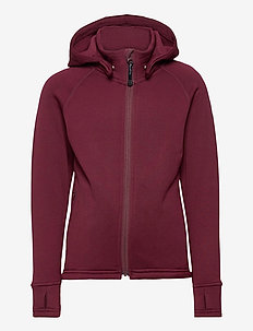 PANDA  Primaloft® Hoodie - fleecetøj - bordeaux