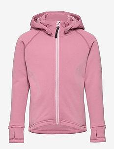 PANDA  Primaloft® Hoodie - insulated jackets - dusty pink