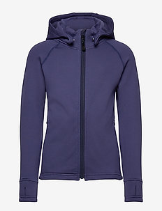 PANDA  Primaloft® Hoodie - fleecetøj - midnight