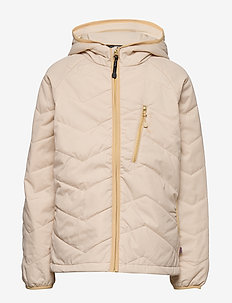 FROST light weight Jacket - CHAMPAGNE