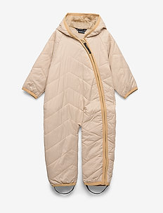 FROST Light weight Jumpsuit - CHAMPANGE