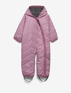 FROST Light weight Jumpsuit - DUSTY PINK