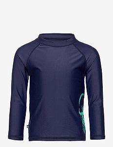 Sun Sweater - uv tops - navy