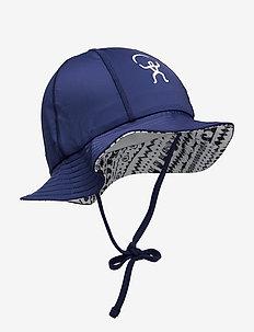 Sun Hat - zonnehoed - navy
