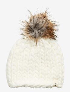 FOX Cap - kapelusze - snow white