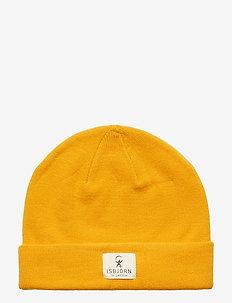 SUNNY Cap - hats - saffron