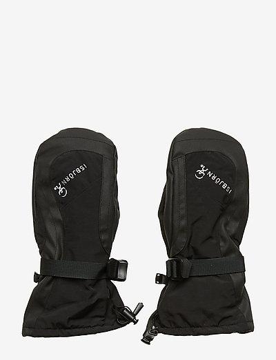 BACKFLIP Teen Mitten - accessories - black