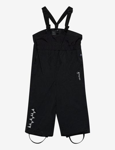 KULING Hardshell - shell & rain pants - black