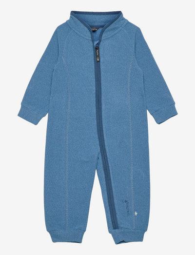 LYNX Jumpsuit - long-sleeved - denim