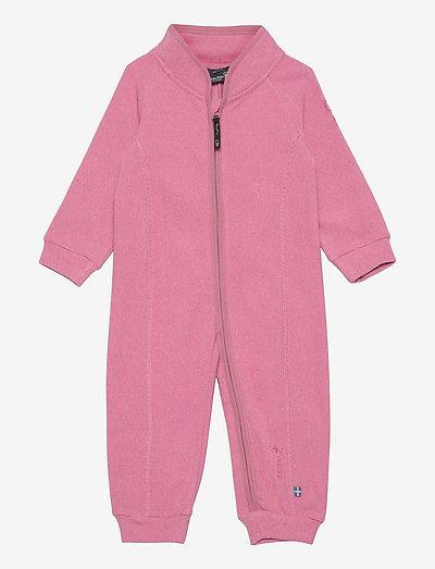 LYNX Jumpsuit - long-sleeved - dusty pink