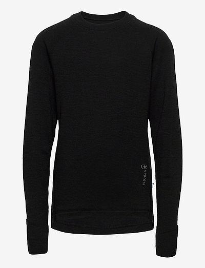 HUSKY Sweater - jumpers - black