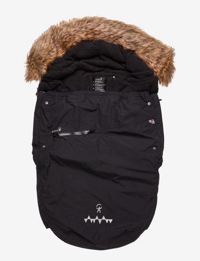 STROLLER Bag Black  One Size - footmuffs - black