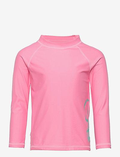 Sun Sweater K´s - uv tops - frostpink