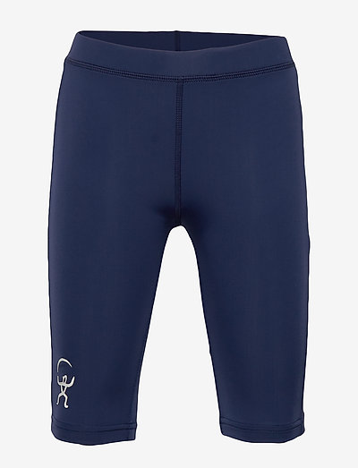 Sun Leggings - swim shorts - navy