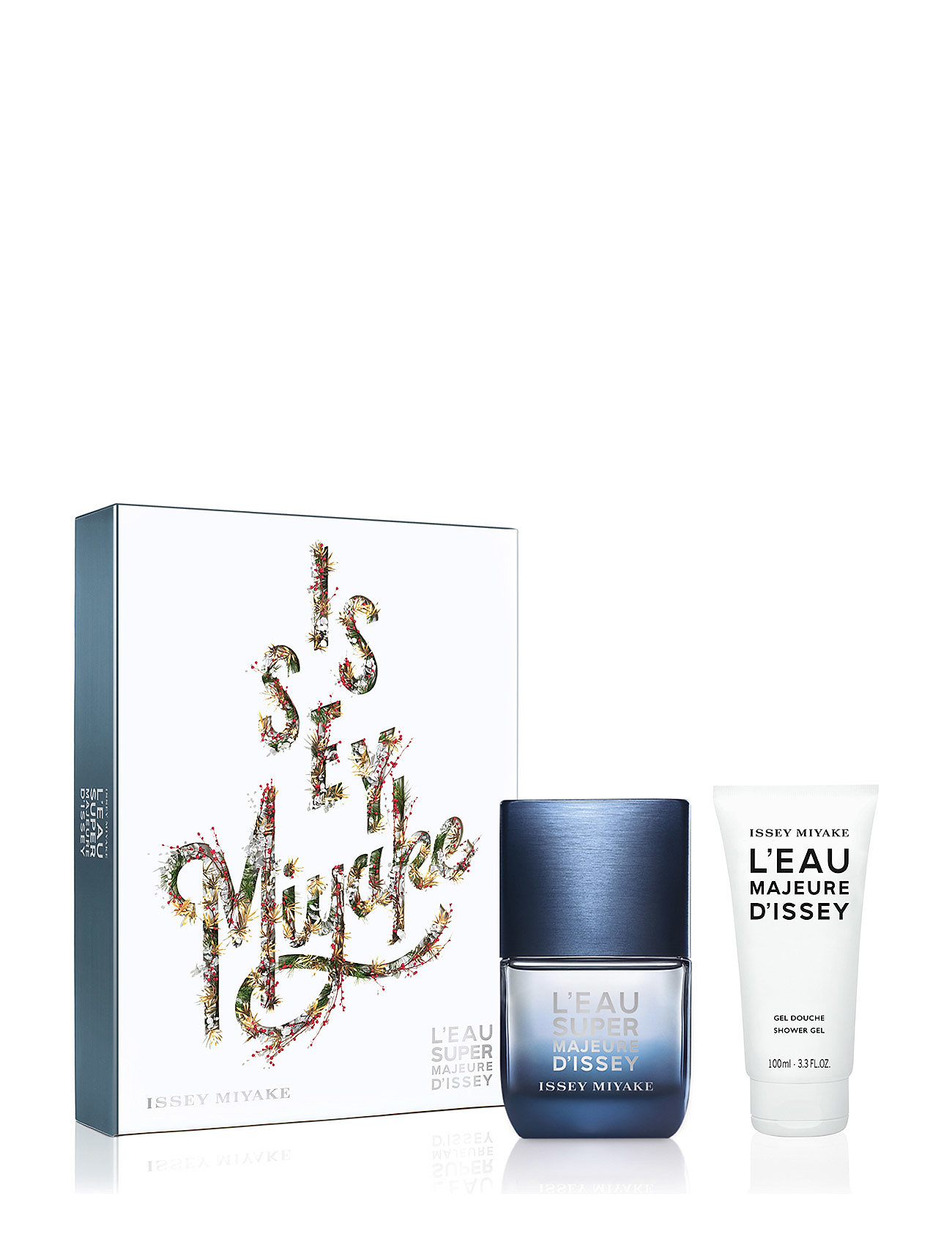 Issey Miyake L'EAU SUPER MAJEURE EDT50ML/SG100ML - NO COLOR