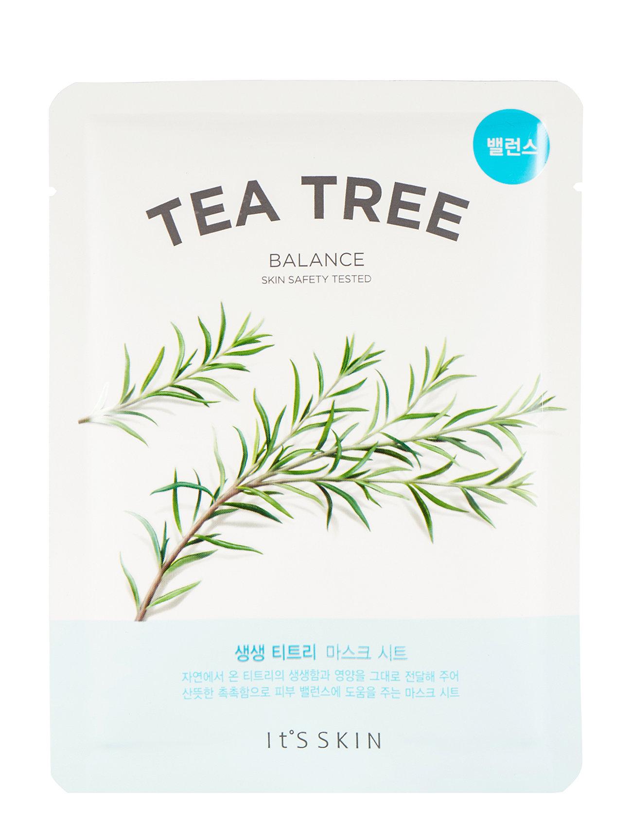 Image of It´S Skin The Fresh Mask Sheet Tea Tree Hudpleje Ansigtspleje Nude It'S SKIN (3088462999)