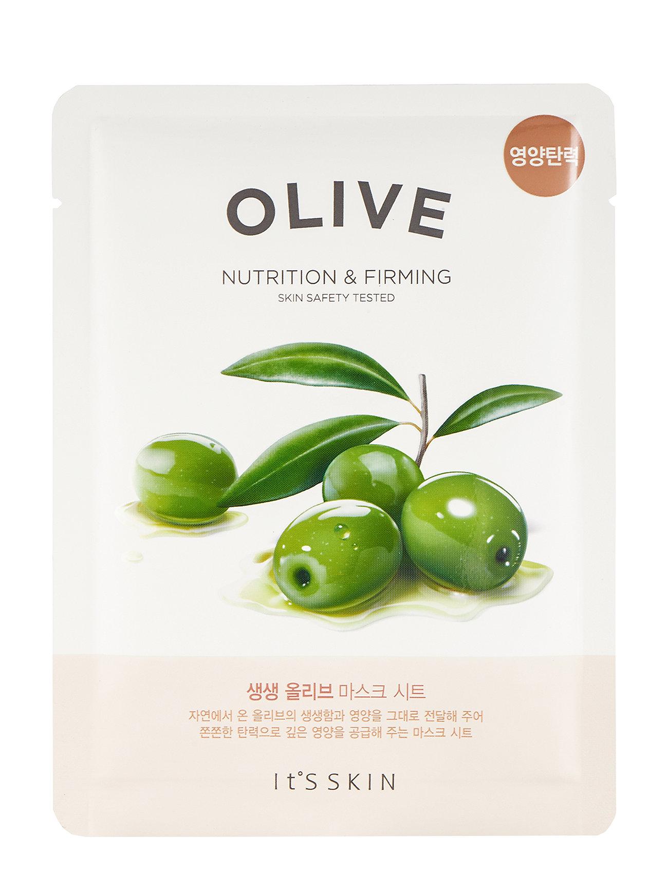 Image of It´S Skin The Fresh Mask Sheet Olive Ansigtspleje Nude It'S SKIN (3085515393)