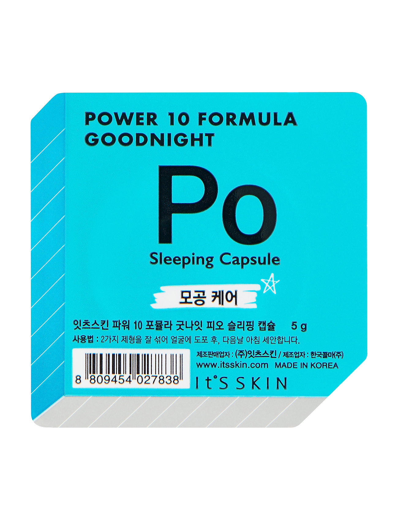 Image of It'S Skin Formula Goodnight Sleeping Capsule Po Beauty WOMEN Skin Care Face Moisturizers Night Cream Nude It'S SKIN (3158644441)