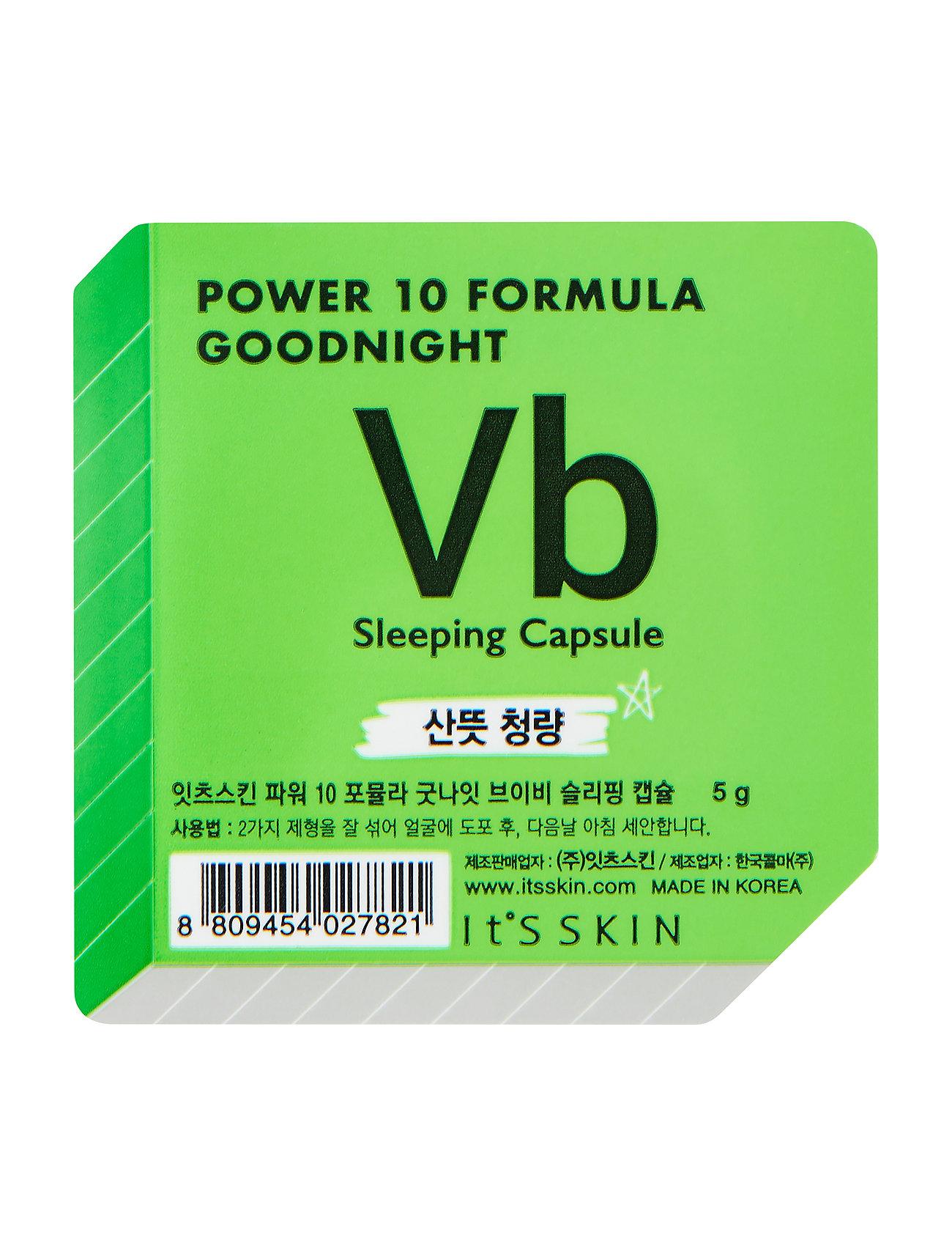 Image of It'S Skin Formula Goodnight Sleeping Capsule Vb Beauty WOMEN Skin Care Face Moisturizers Night Cream Nude It'S SKIN (3158644439)