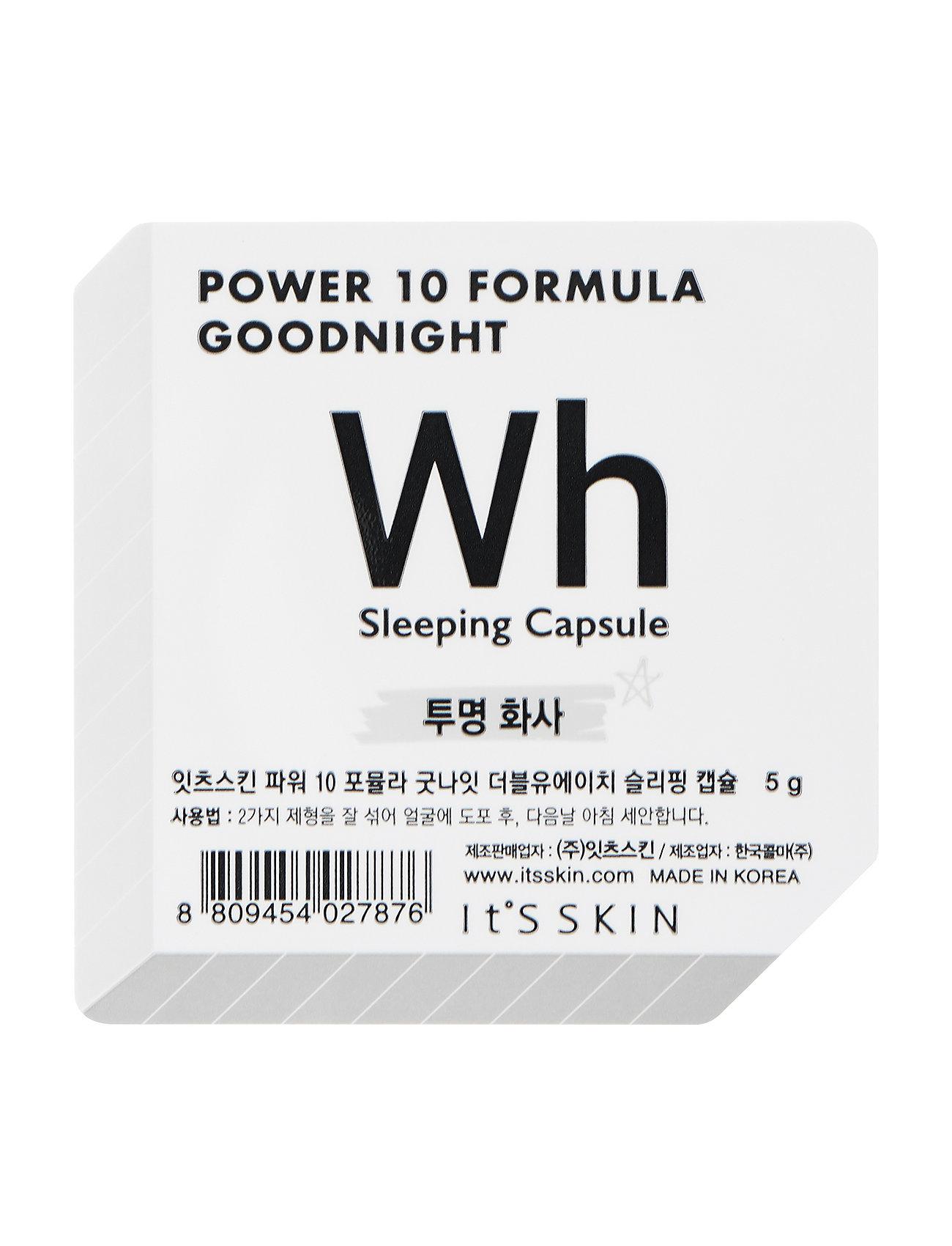 Image of It'S Skin Formula Goodnight Sleeping Capsule Wh Beauty WOMEN Skin Care Face Moisturizers Night Cream Nude It'S SKIN (3158644449)