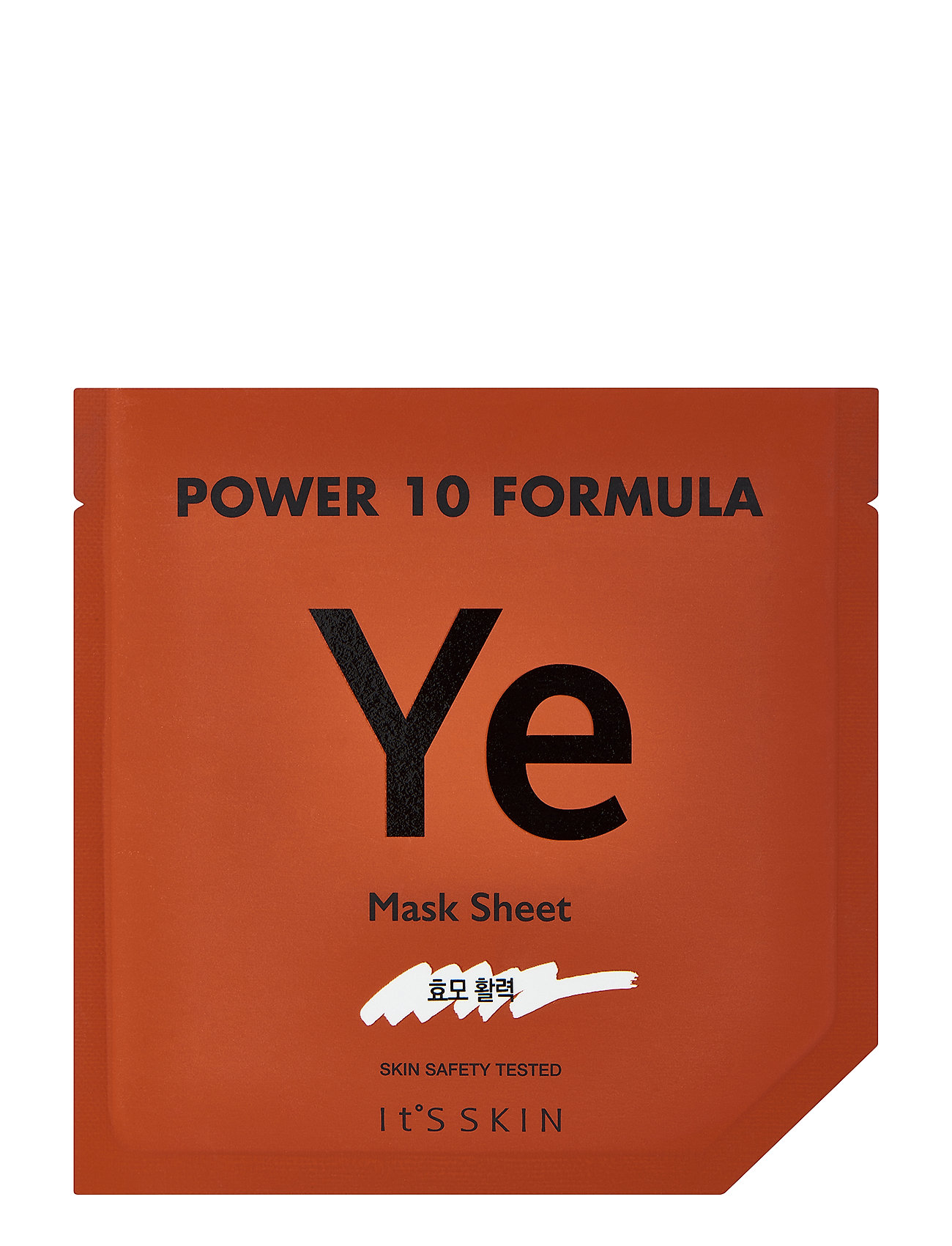 It'S SKIN It´S SKIN Power 10 Formula Mask Sheet YE - CLEAR